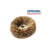 DREMEL® SpeedClic® Dörzskorong durva és közepes kivitelben (511S)