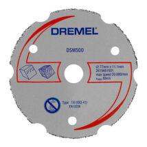 DREMEL® DSM500 többcélú karbid vágókorong (DSM500)