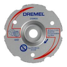 DREMEL® DSM20 többcélú karbid felsőmaró vágókorong (DSM600)