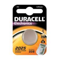 Duracell DL2025 3,0V-os lithium gombelem (1db-os)