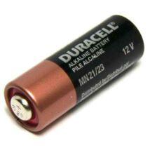 Duracell MN21 12V-os elem riasztóba, kapunyitóba