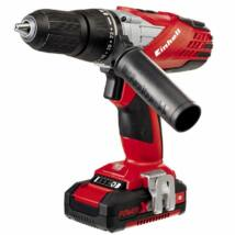 Einhell TE-CD 18-2 Li-i Kit akkus ütvefúró és csavarozó Power X-Change
