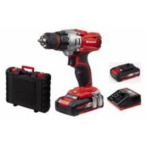 Einhell TE-CD 18/2 Li Kit Akkus fúró-csavarozó 18V 1,5Ah Power X-Change