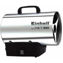 Einhell HGG 110/1 Niro gázos hőlégfúvó, 10kW