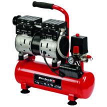 Einhell TE-AC 6 Silent kompresszor, 550W / 6L / 8bar