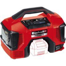 Einhell hybrid autós kompresszor - akkumulátoros Power X-Change
