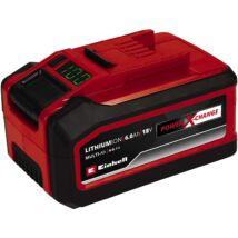 Einhell Multi-Ah PXC Plus akkumulátor, 18V, 4-6Ah