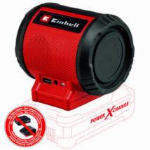 Einhell PXC TC-SR 18 Li BT-Solo akkus hangszóró, MP3, 85dB (akku és töltő nélkül)