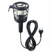 Steck lámpa 60W 5m-es kábellel, műanyag védőkosárral