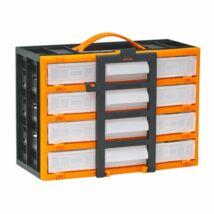 Hordozható kelléktároló szekrény 310 x 165 x 220 mm