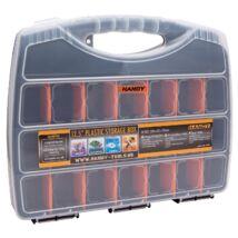 Handy műanyag tárolódoboz 258x160x40mm