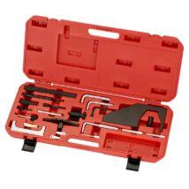 Ellient Tools vezérlésrögzítő készlet (Ford, Mazda), diesel és benzines, 24 db-os