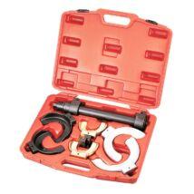 Ellient Tools rugó összenyomó (tányéros) készlet, McPherson futóműhöz, 80-195 mm, 8 db-os