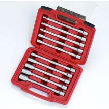 """Ellient Tools crowafej készlet, E-torx, hosszú, 3/8"""", 10 db-os"""