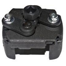 Ellient Tools Olajszűrő leszedő kulcs, 2-lapos, önzáró, 60-80 mm