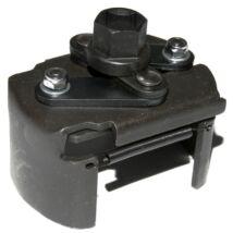 Ellient Tools Olajszűrő leszedő kulcs, 2-lapos, önzáró, 80-115 mm