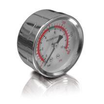 """Levegőnyomás mérő manométer 0-10bar 1/4"""" belső menetes"""