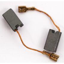 Extol szénkefe felsőmaróhoz  6.2×10.9×15.8mm, 2db