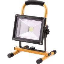 Extol hordozható LED munkalámpa (reflektor), 10/20W, 1400 Lm, Li-ion akkus