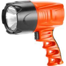 Extol LED lámpa, 3 W kézi reflektor, 1,5 Ah Li-ion akkuval