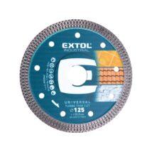Extol Turbo Thin Cut gyémántvágó korong, 230x22.2x2mm
