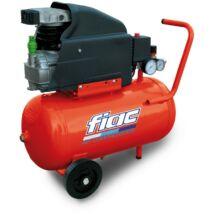 Fiac Stratos 50 kompresszor, 1.5kW, 50L, 8bar