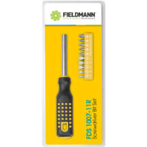 Fieldmann FDS 1007-11R Csavarhúzó 11 db bittel