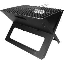 Fieldmann FZG 1001 faszenes asztali grill
