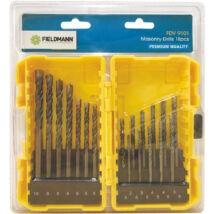 Fieldmann FDV 9101 18 részes fúrószár készlet SDS PLUS