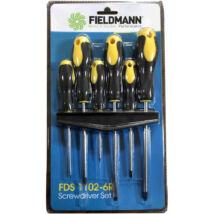 Fieldmann FDS 1102-6R csavarhúzó szett, 6db
