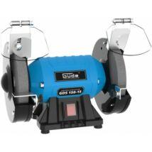 Güde GDS 150-15 kettős köszörű, 250W, 15cm