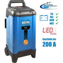 Güde akkumulátor töltő bikázó funkcióval GDB 24V/12V-200