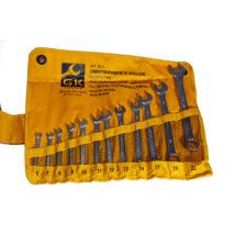 GK Tools villáskulcs készlet, 6-32 mm, 12 db-os