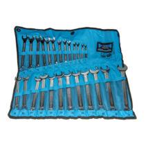 GK Tools - Elite csillag-villás kulcs készlet, csúszásmentes, 6-32 mm, 25 db-os