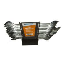 GK Tools - Pro villáskulcs készlet, dombornyomott, 6-22 mm, 8 db-os