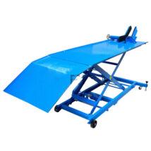 Motorkerékpár Szerelő/Emelő Állvány 450kg (hosszított asztallal)