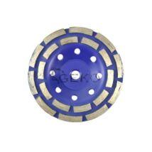 Geko Betoncsiszoló gyémánttárcsa 125mm