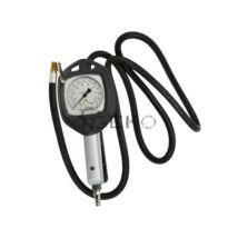 Profeszionális kerékfuvató levegős pisztoly (órával) 0-12bar