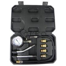 Kompressziómérő készlet benzineshez