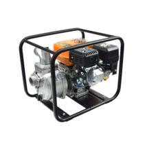 Geko benzinmotoros négyütemű vízszivattyú, 6.5Le, 3bar