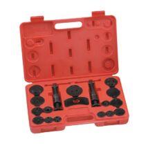 Genius Tools tárcsafék szerelő készlet (jobb és bal), 18 db-os