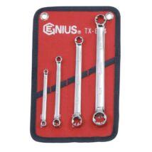 Genius Tools Csillagkulcs készlet, E-torx (belső), 4 db-os
