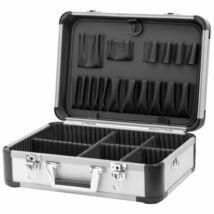 Fém szerszám tartó táska 450x330x160mm