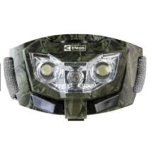Fejlámpa (3db LED-es)