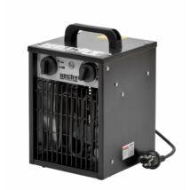 Hecht 3502 hősugárzó ventilátorral és termosztáttal 2000W
