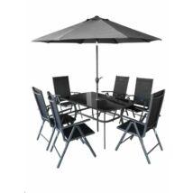 HechtSHADOW SET 6személyes kerti bútor napernyővel
