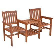 Hecht TEEBENCH fa kerti bútor szett