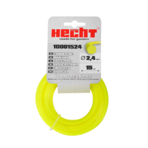 """Hecht 10001524 vágószál szegélynyíróhoz """"kör"""" 2,4*15m"""