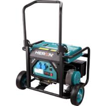 Heron egyfázisú benzinmotoros áramfejlesztő, 3kVA