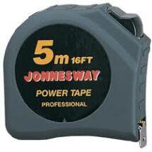 Jonnesway Mérőszalag 5 méteres MT0302